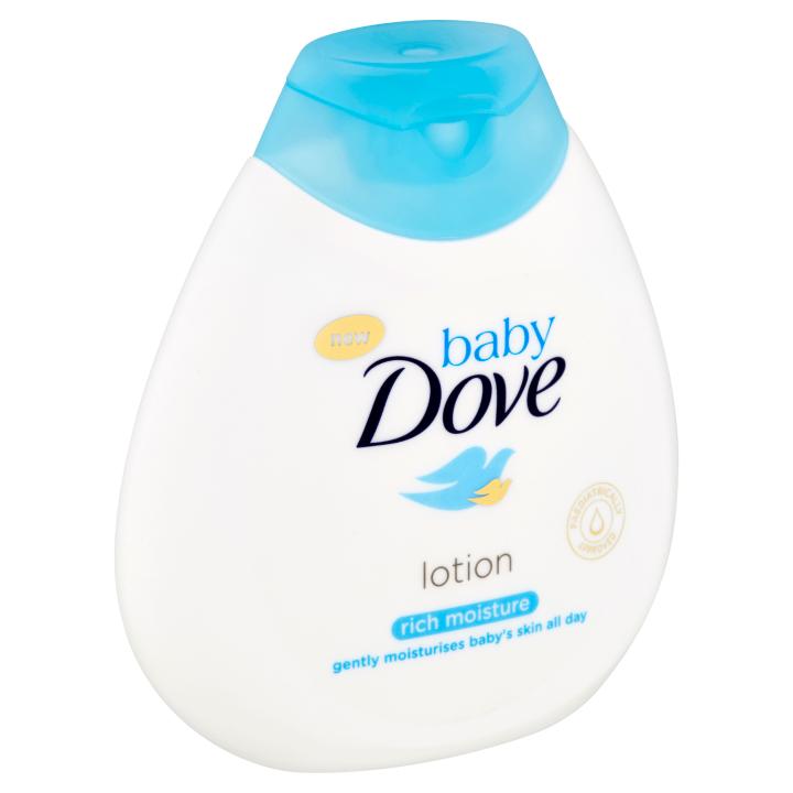 E-shop Baby Dove Rich Moisture tělové mléko 200ml