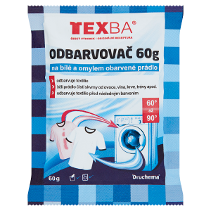 Druchema Texba Odbarvovač 60g