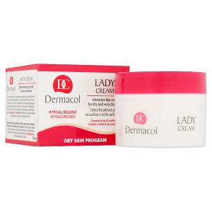 Dermacol Lady cream denní hloubková péče na suchou a velmi suchou plet' 50ml