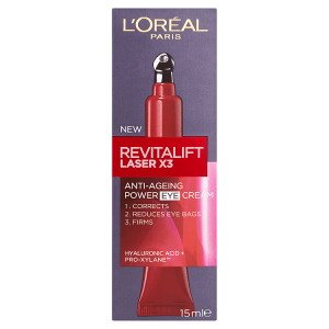 L'Oréal Paris Revitalift Laser X3 oční krém 15ml