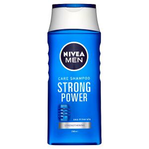 Nivea Men Strong Power Šampon pro muže 250ml
