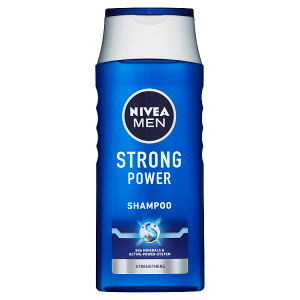 Nivea Men Strong Power Šampon 250ml