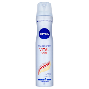 Nivea Vital Care Lak na vlasy 250ml