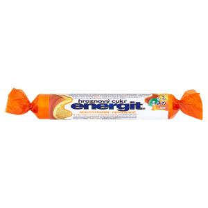 Energit Hroznový cukr multivitamin pomeranč 17 tablet 37,4g