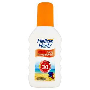 Helios Herb Dětský sprej na opalování OF 30 200ml