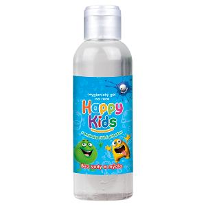 Happy Kids Hygienický gel na ruce s antibakteriální přísadou 150ml