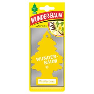 Wunder-Baum Vanillaroma osvěžovač vzduchu 5g