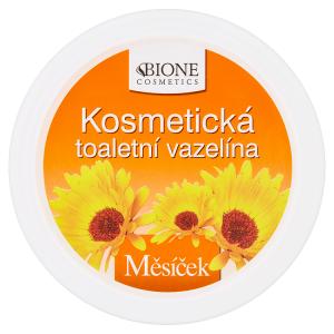 Bione Cosmetics Kosmetická toaletní vazelína měsíček 150ml