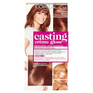 L'Oréal Paris Casting Crème Gloss Čokoládový bonbon 635