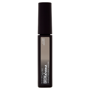 Maybelline New York Brow Drama Medium Brown řasenka na obočí 7,6ml