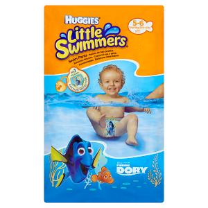 Huggies Little Swimmers Natahovací plenky na plavání 5-6 11 ks