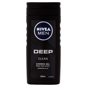Nivea Men Deep Sprchový gel 250ml