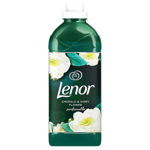 Lenor Emerald & Ivory Flower Aviváž 50 Praní