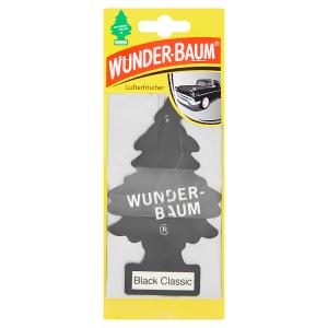 Wunder-Baum Black Classic osvěžovač vzduchu 5g