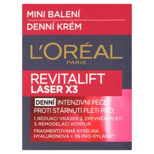 L'Oréal Paris Revitalift Laser X3 denní krém proti stárnutí pleti 15ml