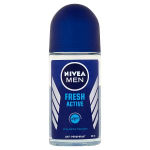 Nivea Men Fresh Active Kuličkový antiperspirant 50ml
