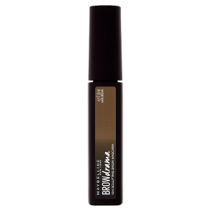 Maybelline New York Brow Drama Dark Brown řasenka na obočí 7,6ml