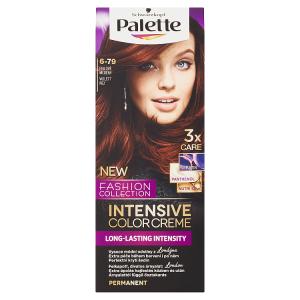 Schwarzkopf Palette Intensive Color Creme barva na vlasy Fialově Měděný 6-79