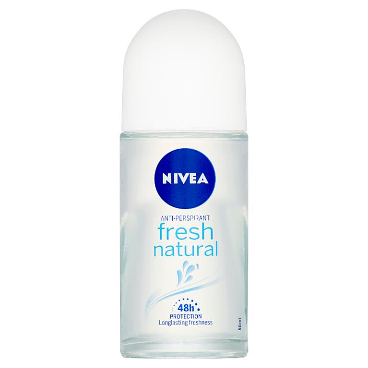 Nivea Fresh Natural Kuličkový antiperspirant 50ml