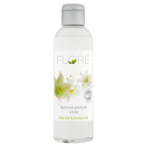 Floré Bylinná pleťová voda bílá lilie & zelený čaj 200ml