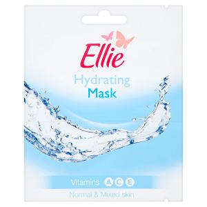 Ellie Hydratační pleťová maska 2x8ml