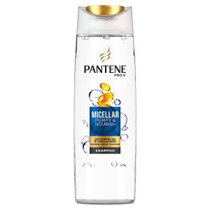 Pantene Pro-V Micell Clean&Nour Šamp 400 ml, Na Mastné Vlasy