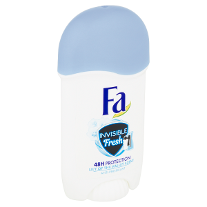 Fa tuhý antiperspirant Invisible Fresh 50ml