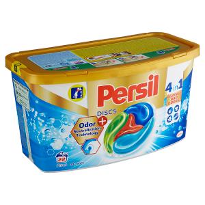 PERSIL prací kapsle Discs Odor Neutralization 22 praní, 550g