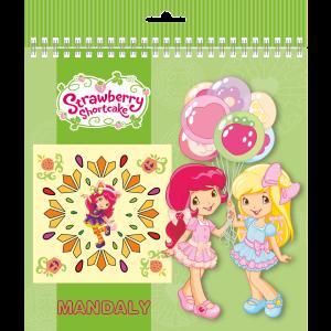 Akim Dětské mandaly - Strawberry