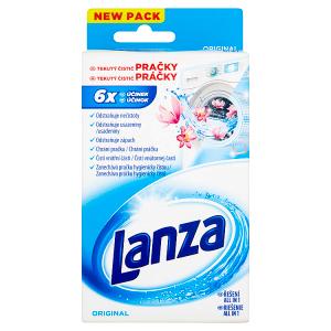 Lanza Original tekutý čistič pračky 250ml