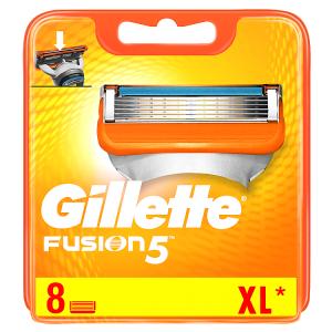 Gillette Fusion5 Holicí Hlavice Pro Muže 8Ks