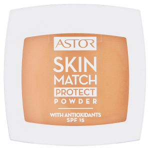 Astor Skin Match Protect Pudr 200 nude 7g