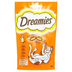 Dreamies S chutným kuřecím 60g