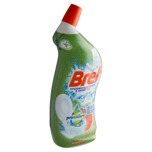 Bref Pro Nature Grapefruit čistič toalety 700ml