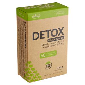 Vitar Detox doplněk stravy 60 kapslí 44,2g