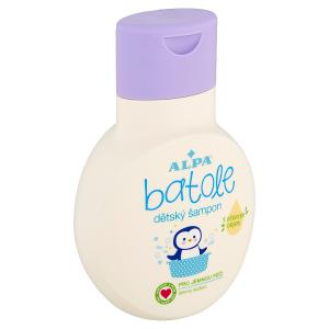 Alpa Batole Dětský šampon s olivovým olejem 200ml