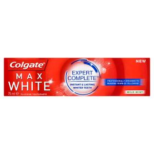 Colgate Max White Zubní pasta mild mint 75ml