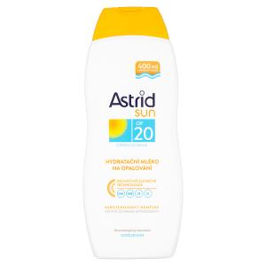 Astrid Sun Hydratační mléko na opalování OF 20 400ml
