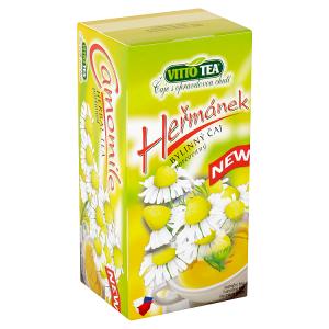 Vitto Tea Heřmánek bylinný čaj 20 x 1,5g