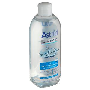 Astrid Aqua Biotic micelární voda 3v1 400ml
