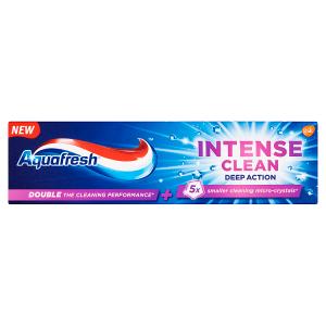 Aquafresh Intense Clean Deep Action zubní pasta s fluoridem 75ml