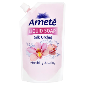 Ameté Tekuté mýdlo Silk Orchid  500ml