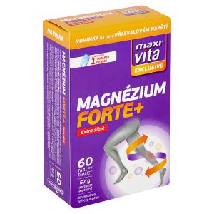 MaxiVita Exclusive Magnézium Forte+ 60 tablet 57g