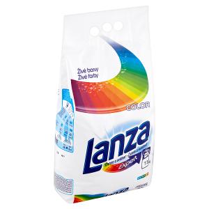 Lanza Expert Color prací prášek 100 praní 7,5kg