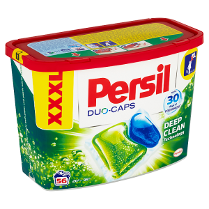 PERSIL prací kapsle DuoCaps Deep Clean Regular 56 praní, 1288g