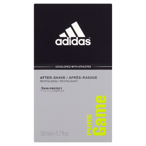Adidas Pure Game voda po holení 50ml