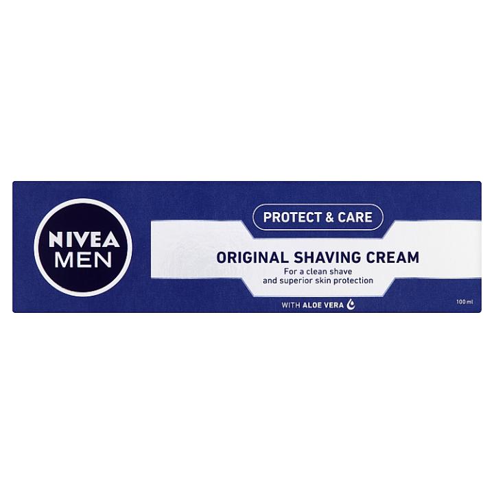 Nivea Men Protect & Care Krém na holení 100ml