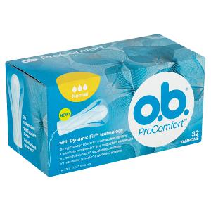 O.B. ProComfort Normal tampony 32 ks