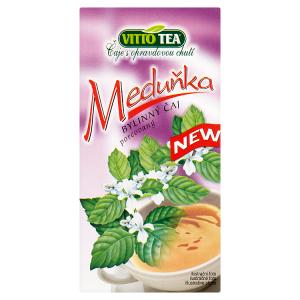 Vitto Tea Meduňka bylinný čaj 20 x 1,5g