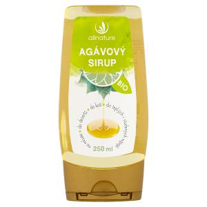 Allnature Bio agávový sirup 250ml